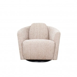 Ketty Beige Accent Chair