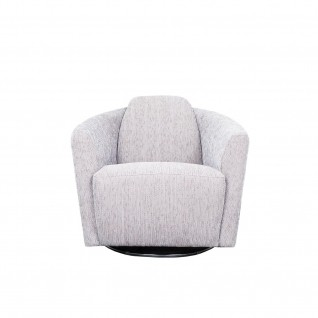 Ketty Gray Accent Chair