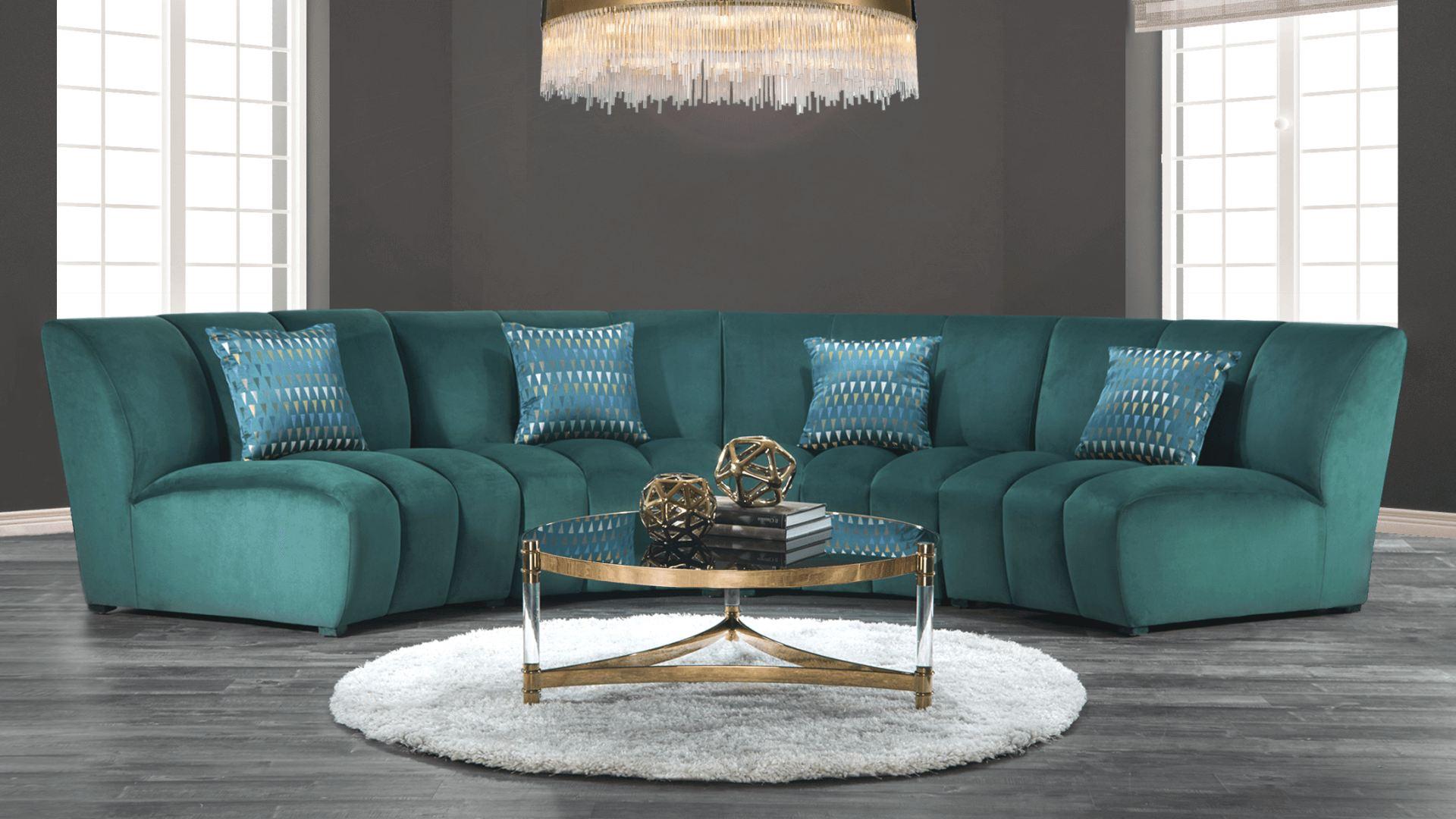 Allamoda Furniture Stylish Sectional