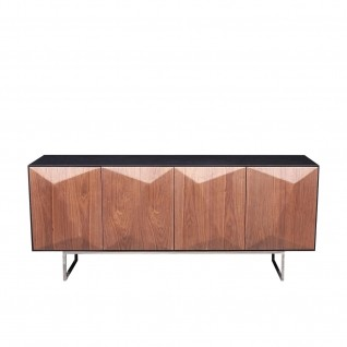 Letto Wenge-Walnut Buffet