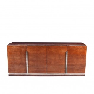 Lozano maple brown buffet