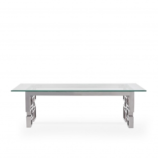 spectra rectangular coffee table