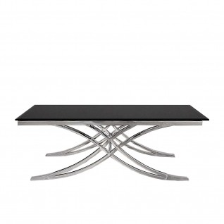 Valora Silver Coffee Table