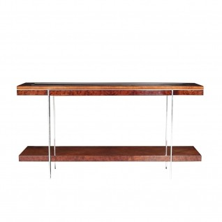 Demeter Lacquered Console Table