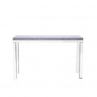 Glam Mirrored Console