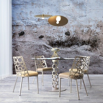 Allamoda Furniture Stylish Dining Set