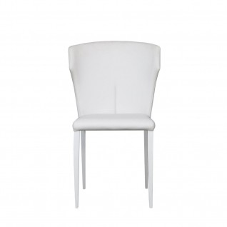 Isabella White Dining Chair