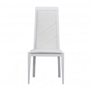 Manhattan White Dining Chair