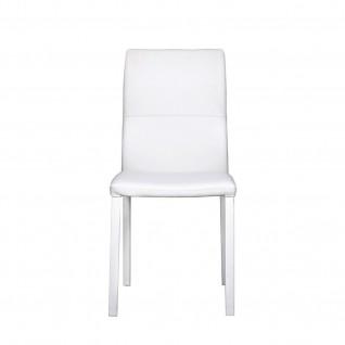 Nicolas White Dining Chair