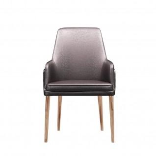 vitali brown rg dining chair