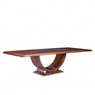 Elegance Wenge Dining Table