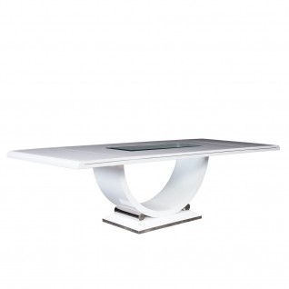 Elegance White Dining-Table