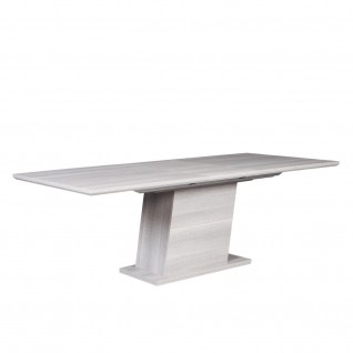 One Ext Forte Gray Dining Table
