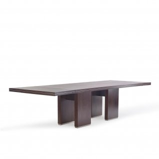 Vanguard wenge dining table for 12 people