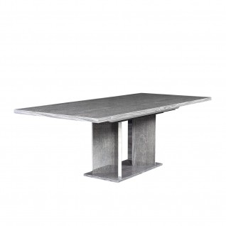 Ventura One Ext Gray Dining Table