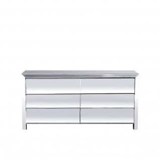 Eva Mirrored Dresser
