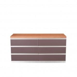 luigi brown dresser