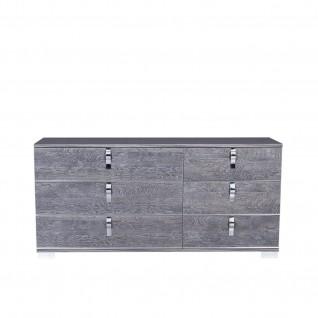ventura gray dresser