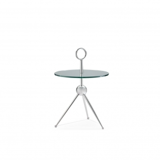 Marlo Gloss Side Table