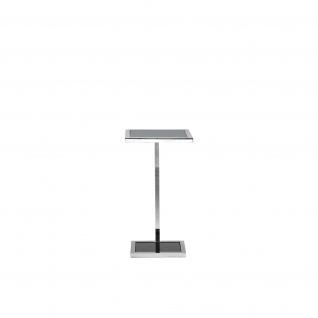 Martini End Table | Silver