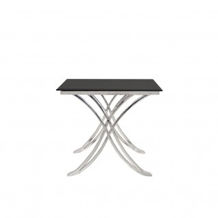 Valora Silver End Table
