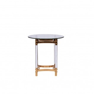 Varossi RG Round End Table