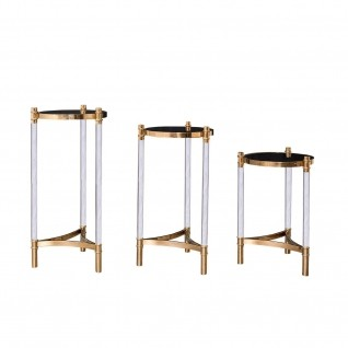 Varossi Rose Gold Flower Stand
