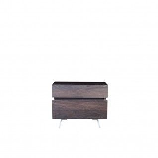 Bruno Brown Night Stand