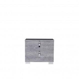 ventura gray night stand