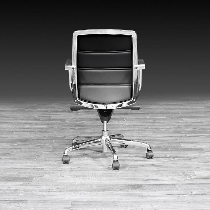Ricci Black Office Chair