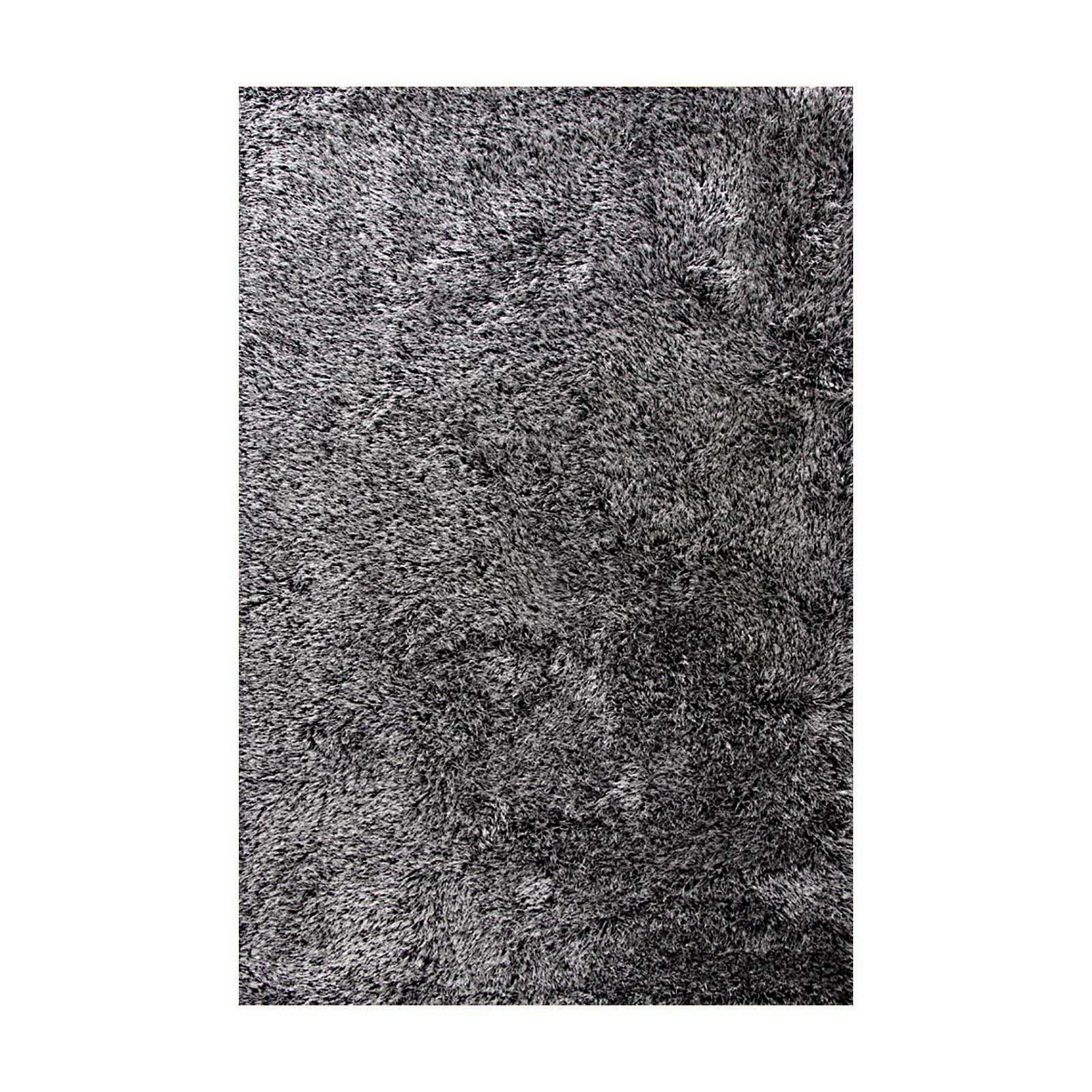 Vegas modern black white rug - Black and white rug ...