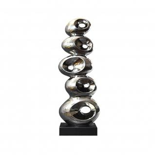 Arcenic Silver Sculpture
