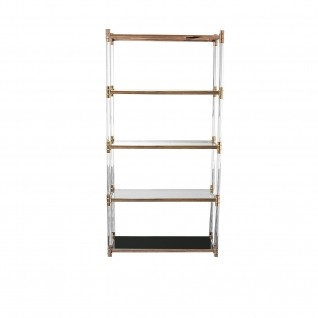 Varossi  B Rose Gold Shelf