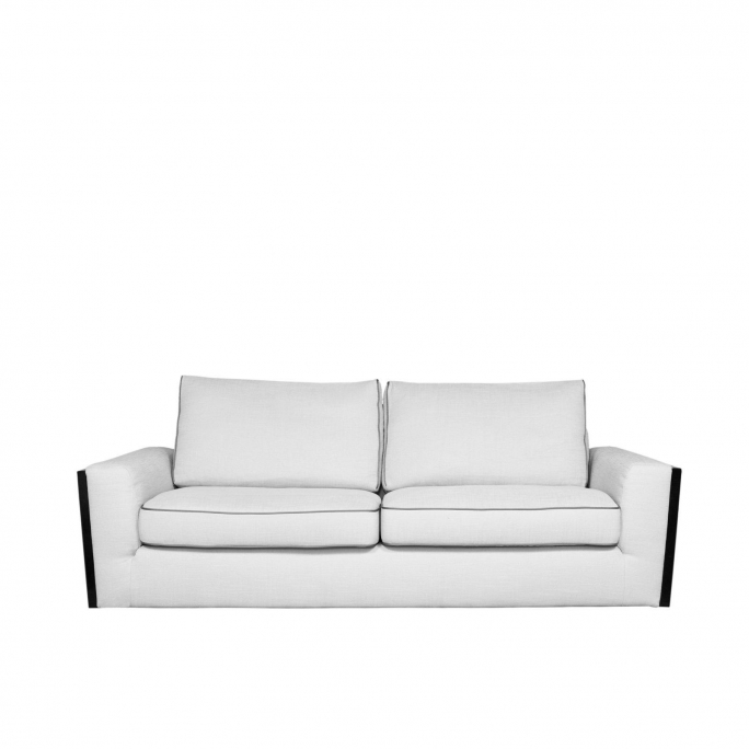 Bernard Light Gray Sofa Set