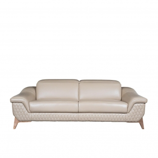 Fiona Beige Sofa Set