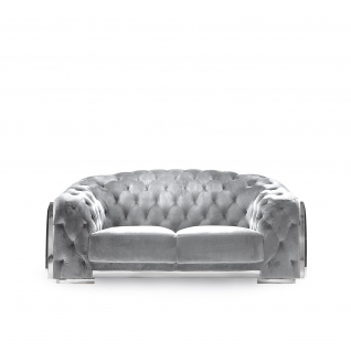Massimo Gray Sofa Set