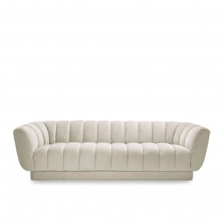 Tulip Beige Sofa Set