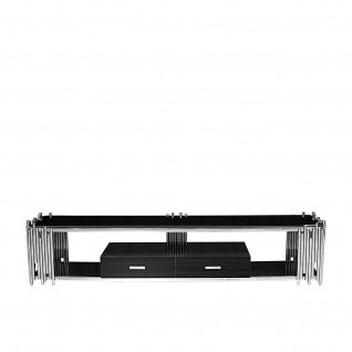 Mauris Silver TV Stand